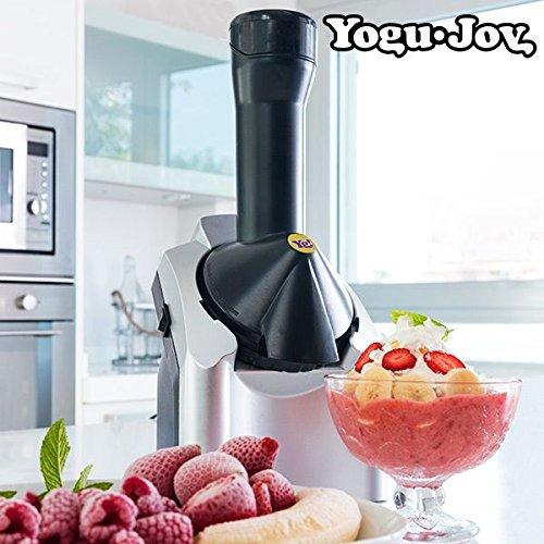 Yogu Joy Frozen yogurtã' –ã' heladera, 220ã' W, color negro y plata by yogu Joy