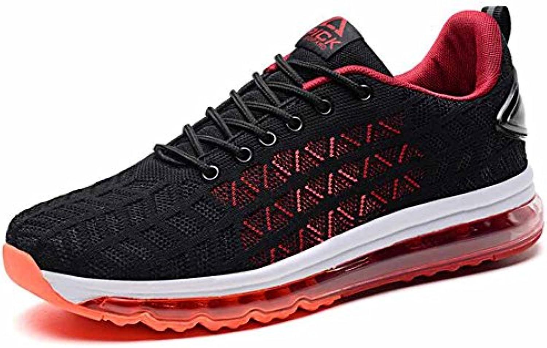 Hombres Respirable Corriendo Zapatos Primavera Verano Colchón De Aire Atlético Zapatos Ligero Amortiguación Al