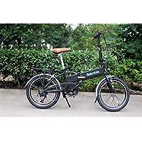 Bicicleta eléctrica plegable NATURCLETA FLEX PLUS INSIDE