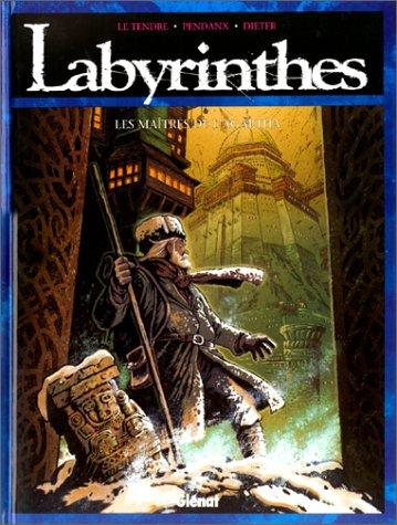 Labyrinthes, N° 4 : Les maîtres de l'Agartha