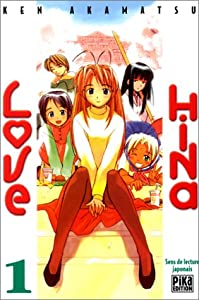 Love Hina Edition simple Tome 1