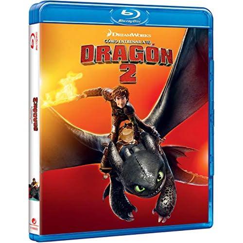 Como Entrenar A Tu Dragon 2 [Blu-ray] 4