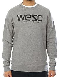 Pull Wesc Classic Gris Melange