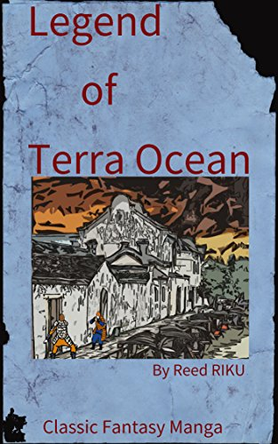 Legend of Terra Ocean Vol 04: International English Comic Manga ...