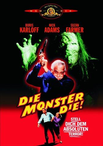 Die, Monster, Die! [DVD] (2007) Boris Karloff, Nick Adams, Freda Jackson