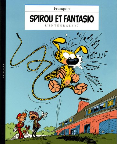 Spirou et Fantasio, tome 7 : L' intégrale