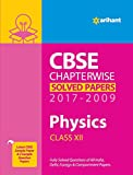 #9: CBSE Physics Chapterwise Solved Papers Class 12th 2017-2009