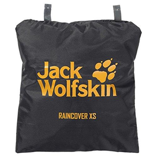 Jack Wolfskin Regenhülle Raincover Xs, Phantom, One size, 8001181-635