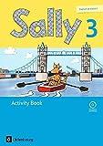 Sally - Englisch ab Klasse 3 - Allgemeine Ausgabe (Neubearbeitung): 3. Schuljahr - Activity Book: Mit Audio-CD und Portfolio-Heft