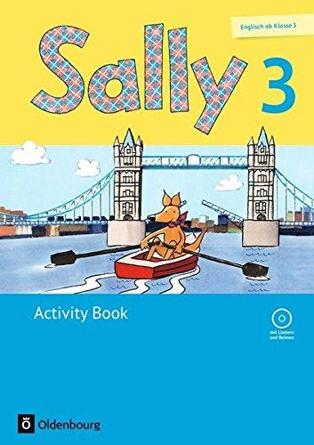 Sally 3 activity book