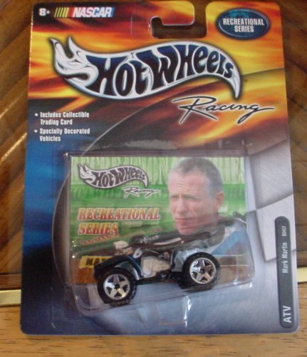hot-wheels-racing-recreational-series-mark-martin-atv-6-nascar-pfizer-by-mattel