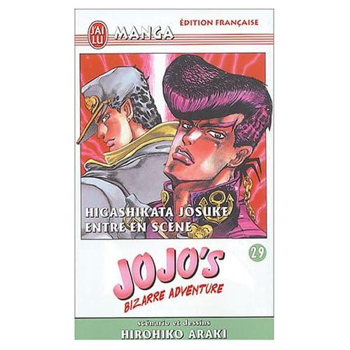 Jojo's Bizarre Adventure, tome 29