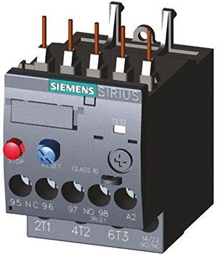 Siemens-RELE Überladung 0,45-0,63A S00Class 10Schraube -