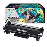 InkChimp Toner | MIT CHIP | kompatibel zu Brother TN-2420, TN2420, TN-2410, TN2410 3.000 Seiten für Brother DCP-L2510D,