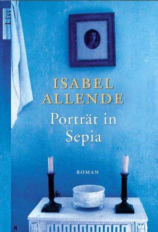 Buchseite und Rezensionen zu 'Porträt in Sepia' von Isabel Allende