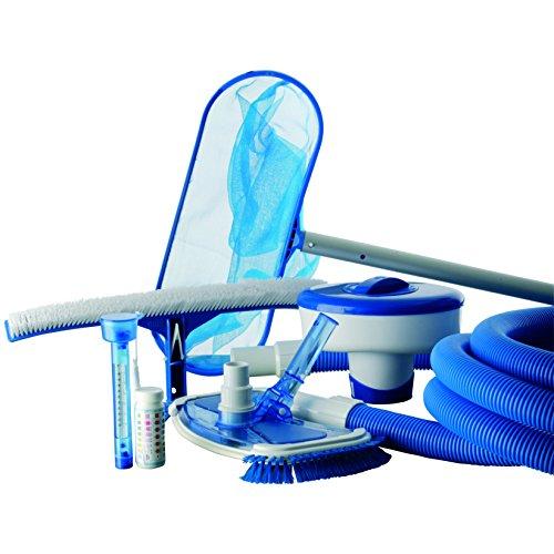 Kit de nettoyage complet pour piscine