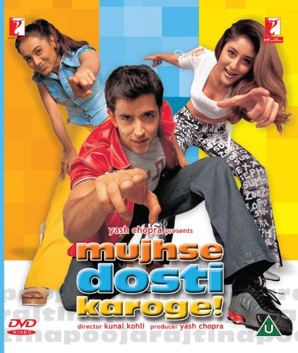 Mujhse Dosti Karoge (2002) (Boll...