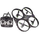 Vivitar's Air Defender X Camera drone est le drone parfait pour tous les types d'activités volantes. Avec 16 images MP et enregistrement vidéo HD