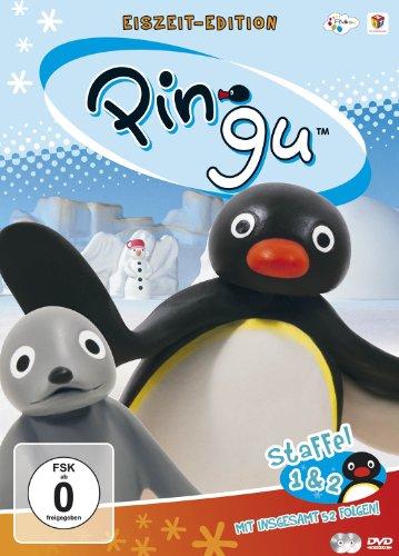 Pingu Staffel 1 & 2 [2 DVDs]
