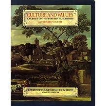 Cunningham Culture & Values 2e Alt Vol