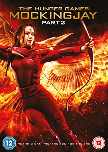 Picture of The Hunger Games: Mockingjay Part 2 [DVD] [2015]