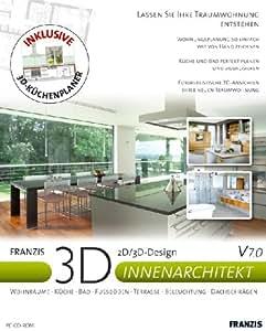 3d innenarchitekt v7 0 software for Innenarchitekt 3d