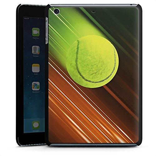 Apple iPad mini 3 Hülle Schutz Hard Case Cover Tennis Tennisball Speed