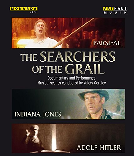 Wagner: Searchers Of the Grail [Blu-ray]