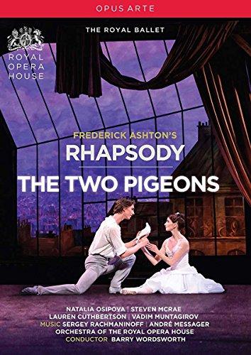 Bild von Frederick Ashton: Rhapsody & The Two Pigeons [DVD]