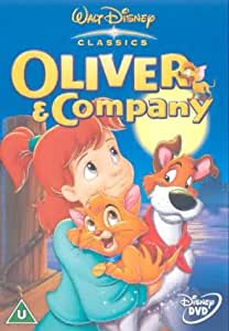 Oliver & Company [DVD] [1989]