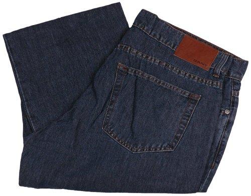 GANT Jeans da uomo pantaloni 2.Wahl, Model: TYLER, colore: blu scuro, -- , nuovo ---, upe: 149,90 Euro blu scuro W34/L36