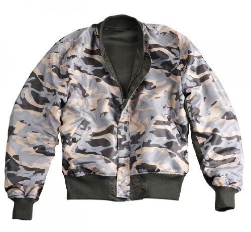 alpha industries MA-1 Reversible Camo - 4