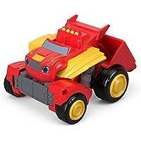 Blaze y los Monster Machines Robot Supertransformación de Juguete, (Mattel FPJ40)