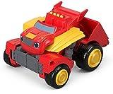 Blaze y los Monster Machines- Robot Supertransformación de Juguete, (Mattel FPJ40)