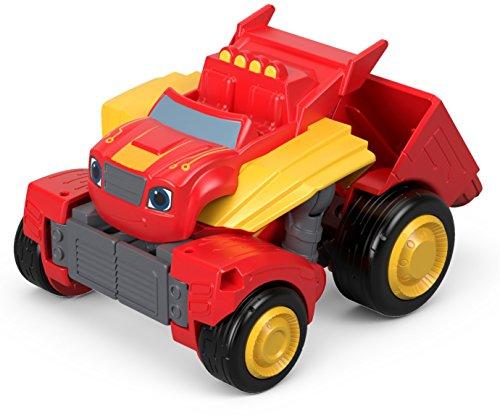 Blaze y los Monster Machines - Robot Supertransformación de Juguete, (Mattel FPJ40)