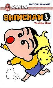 Shin Chan Saison 1 Tome 3