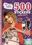 500 stickers collectors Violetta : +...