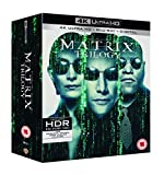 The Matrix Trilogy [Blu-ray] [1999]