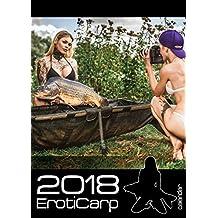 ErotiCarp - alta calidad, calendario de pesca erótica 2018 - 15 páginas! - calendario erótico de pesca de la carpa