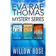 The Eva Rae Thomas Mystery Series: Book 1-3 (English Edition)