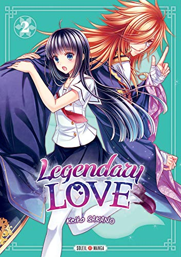 Legendary Love Edition simple Tome 2