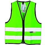Salzmann 30037VS - Chaleco para niños, Color Verde, Talla S