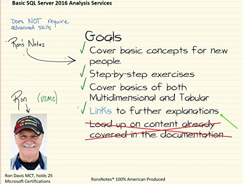 Basic SQL Server 2016 Analysis Services (English Edition)