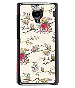 Snapdilla Designer Back Case Cover for Xiaomi Redmi 1S :: Xiaomi Hongmi 1S (Wallpaper Backcover Pouch Background Nature Green )