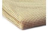 Primaflor - Ideen in Textil Anti-Rutsch Matte Teppichunterlage Natur-Stop Plus Plus - 1,20m x 1,80m Teppich Stopper aus Polypropylen Glasfaser, Waschbar, Für Alle Böden Geeignet