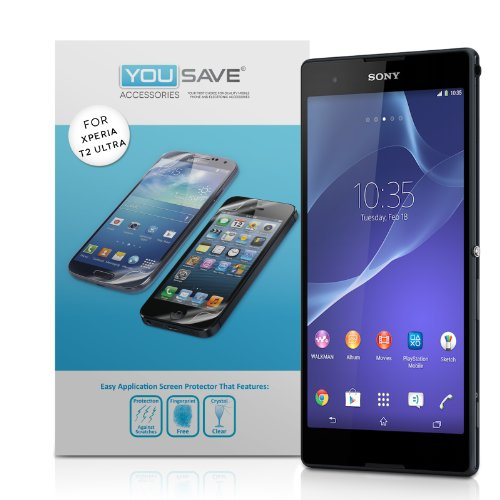 yousave-accessories-sony-xperia-t2-ultra-displayschutzfolie-drei-stuck