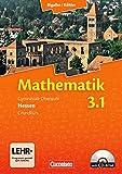 Bigalke/Köhler: Mathematik Sekundarstufe II - Hessen - Neubearbeitung: Band 3.1: Grundkurs - 3. Halbjahr - Schülerbuch mit CD-ROM