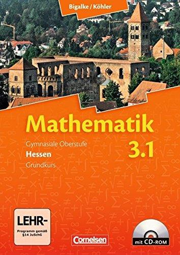 PDF Bigalke/Köhler: Mathematik Sekundarstufe II - Hessen ...