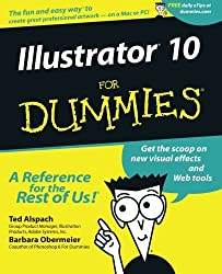 Illustrator 10 For Dummies by Ted Alspach (2001-11-15)