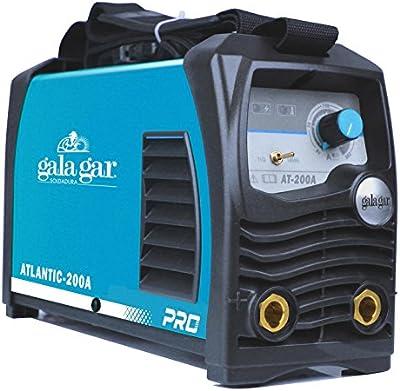 ATLANTIC 200 - Grupo Soldar Inverter+Accs. Atlantic 200 200A/60%